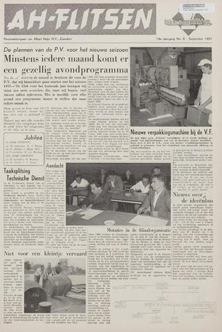 Personeelsbladen 1957-09-01