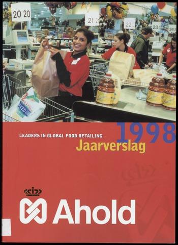 Jaarverslagen 1998-01-01