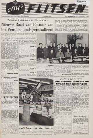 Personeelsbladen 1964-11-01