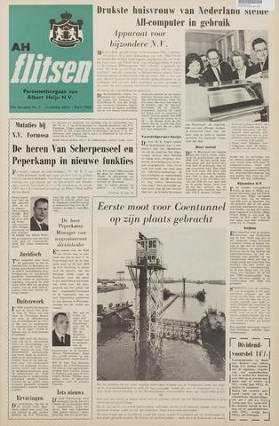 Personeelsbladen 1965-04-01