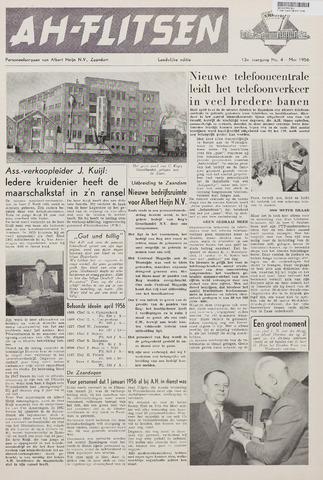 Personeelsbladen 1956-05-01