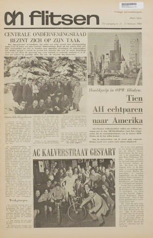 Personeelsbladen 1969-02-21