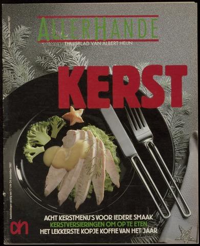 Allerhande 1987-12-01