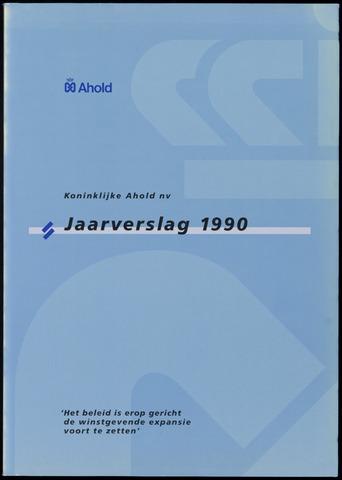 Jaarverslagen 1990-01-01