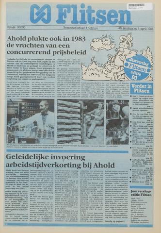 Personeelsbladen 1984-04-01