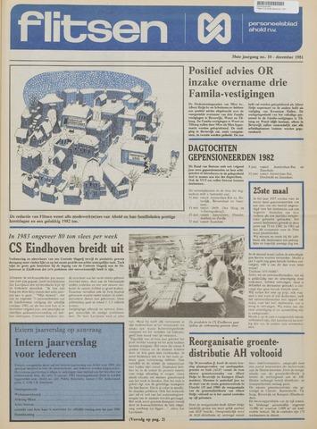 Personeelsbladen 1981-12-01