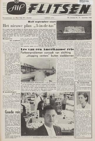 Personeelsbladen 1958-09-01