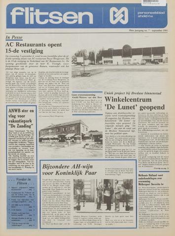 Personeelsbladen 1981-09-01