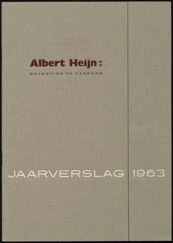 Jaarverslagen 1963