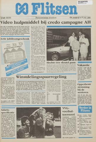 Personeelsbladen 1986-06-01