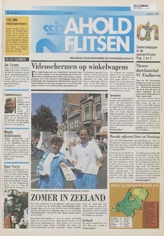 Personeelsbladen 1991-08-01