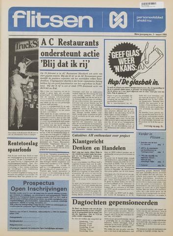 Personeelsbladen 1981-03-01