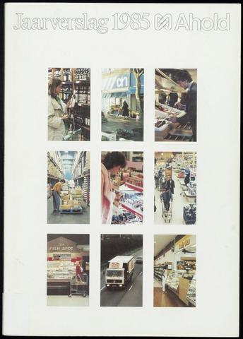 Jaarverslagen 1985