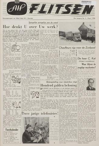 Personeelsbladen 1958-03-01