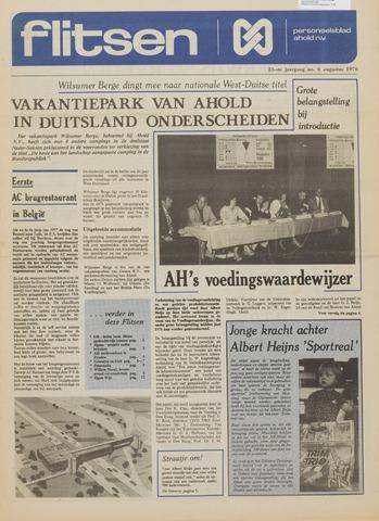Personeelsbladen 1976-08-01