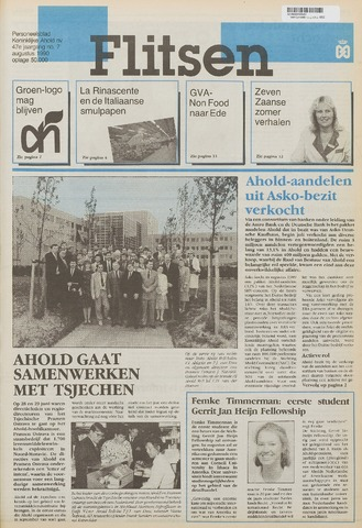 Personeelsbladen 1990-08-01