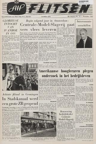 Personeelsbladen 1963-11-01