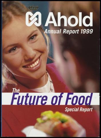 Jaarverslagen 1999