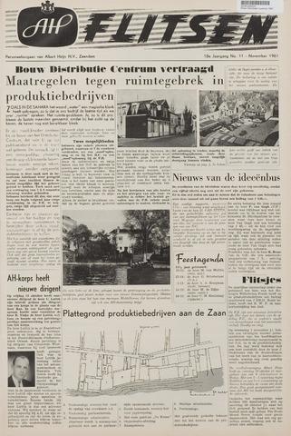 Personeelsbladen 1961-11-01