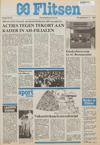 Personeelsbladen 1985-06-01