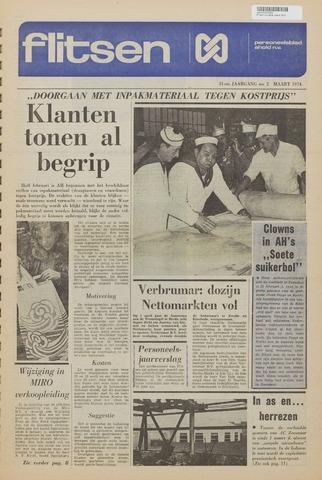 Personeelsbladen 1974-03-01