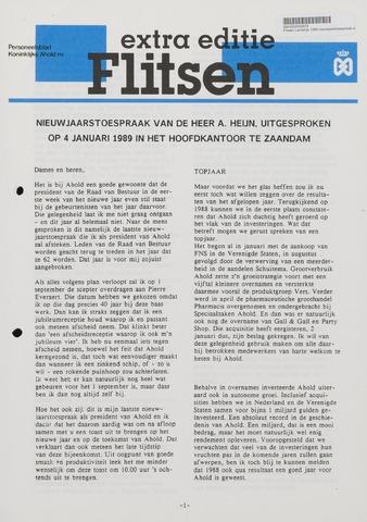 Personeelsbladen 1989-01-01