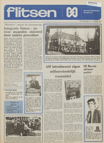 Personeelsbladen 1982-02-01