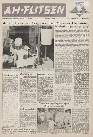 Personeelsbladen 1955