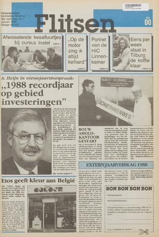 Personeelsbladen 1989