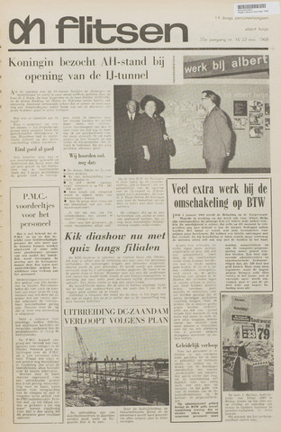 Personeelsbladen 1968-11-22