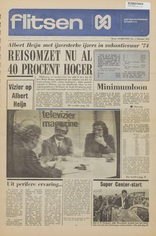 Personeelsbladen 1974