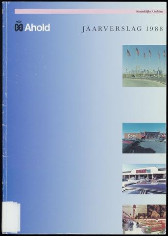 Jaarverslagen 1988