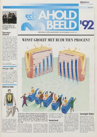 Personeelsbladen 1993-04-01