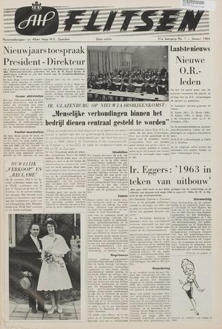 Personeelsbladen 1964-01-01