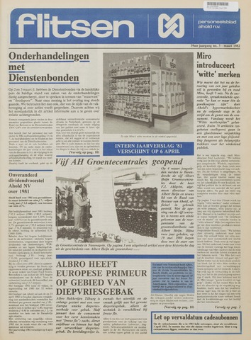 Personeelsbladen 1982-03-01