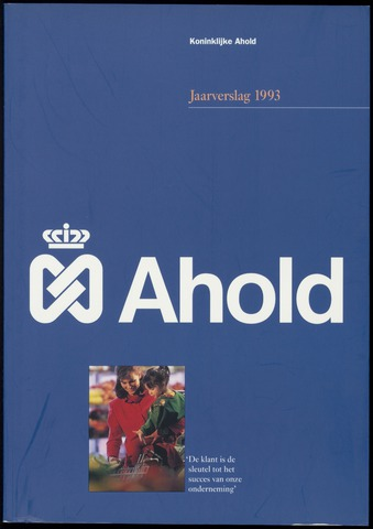 Jaarverslagen 1993-01-01