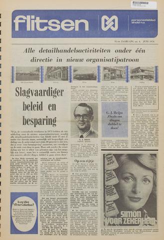 Personeelsbladen 1974-06-01