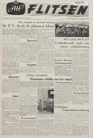 Personeelsbladen 1959-08-01