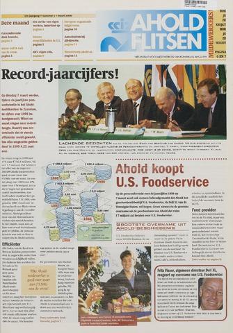 Personeelsbladen 2000-03-01