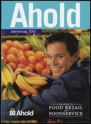Jaarverslagen 2001