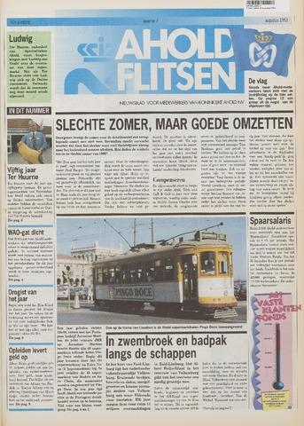Personeelsbladen 1993-08-01