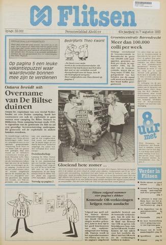 Personeelsbladen 1983-08-01
