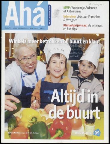 Personeelsbladen 2009-02-01
