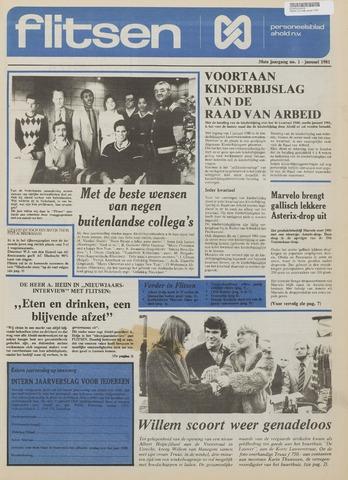 Personeelsbladen 1981-01-01