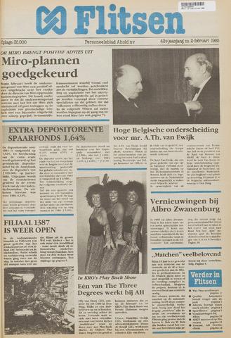 Personeelsbladen 1985-02-01