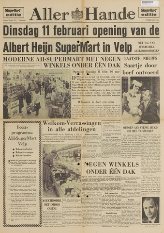 Allerhande 1964-02-01