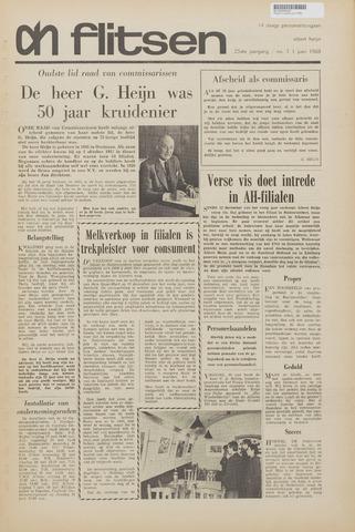 Personeelsbladen 1968-06-01