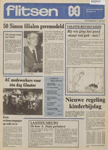 Personeelsbladen 1979-05-01