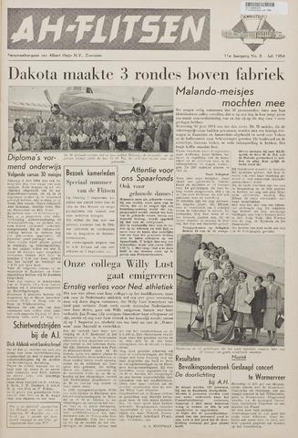 Personeelsbladen 1954-07-01