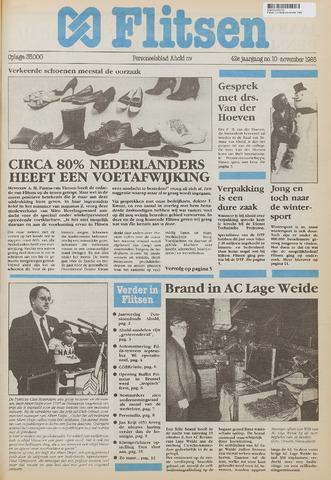 Personeelsbladen 1985-11-01
